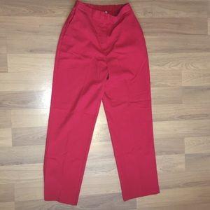 Vtg Folio by fire island high waist trouser pants